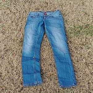 Arizona Jeans Super Skinny 9 Average